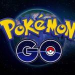 Pokemon Go Blue Background