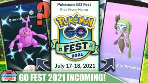 Pokemon Go Fest 2021 Updates