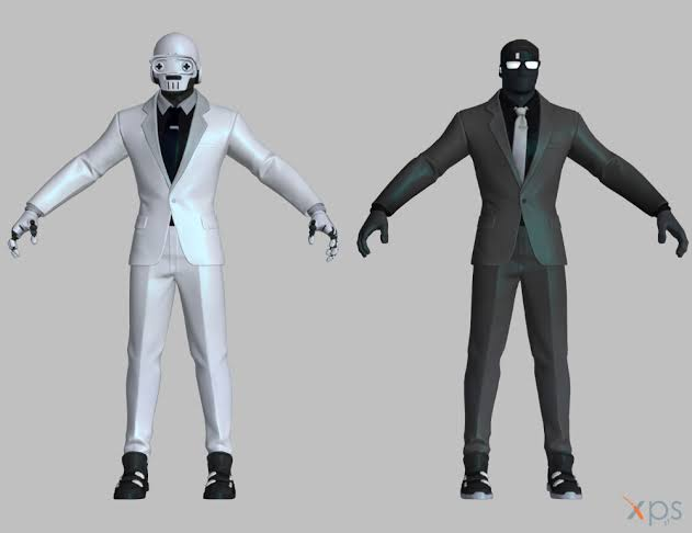 Ghose and Shadow Henchmen Skin with The Updates