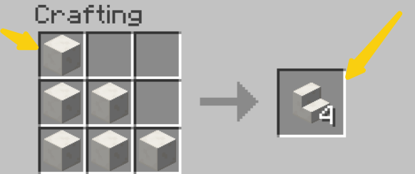 How To Make Quartz Stairs In Minecraft