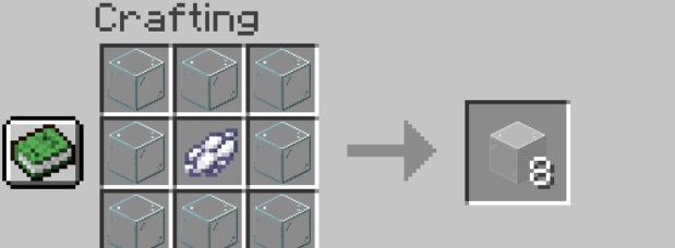 How To craft Stained Glass In Minecraft