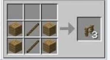 How to make nether brick fence in minecraft