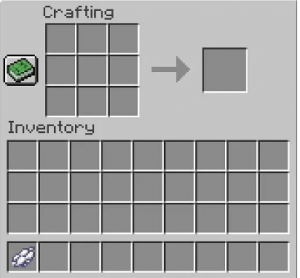 how to craft white dye in minecraft